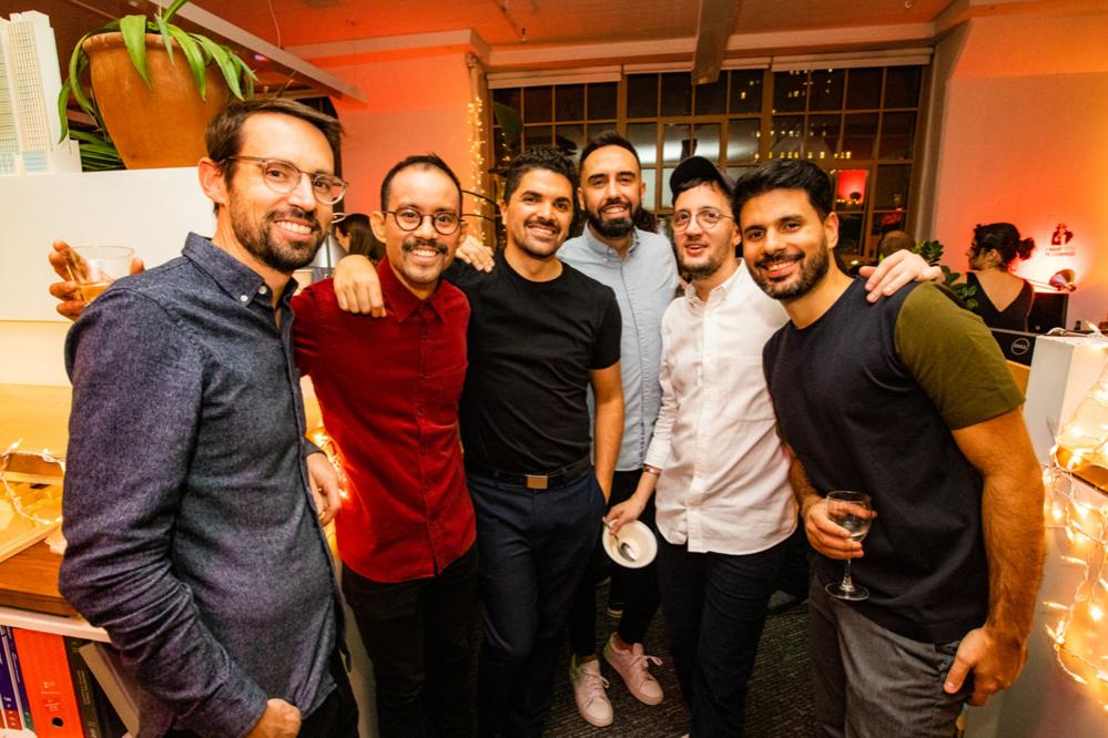 12 · Dos Fiestas: New York / San Juan