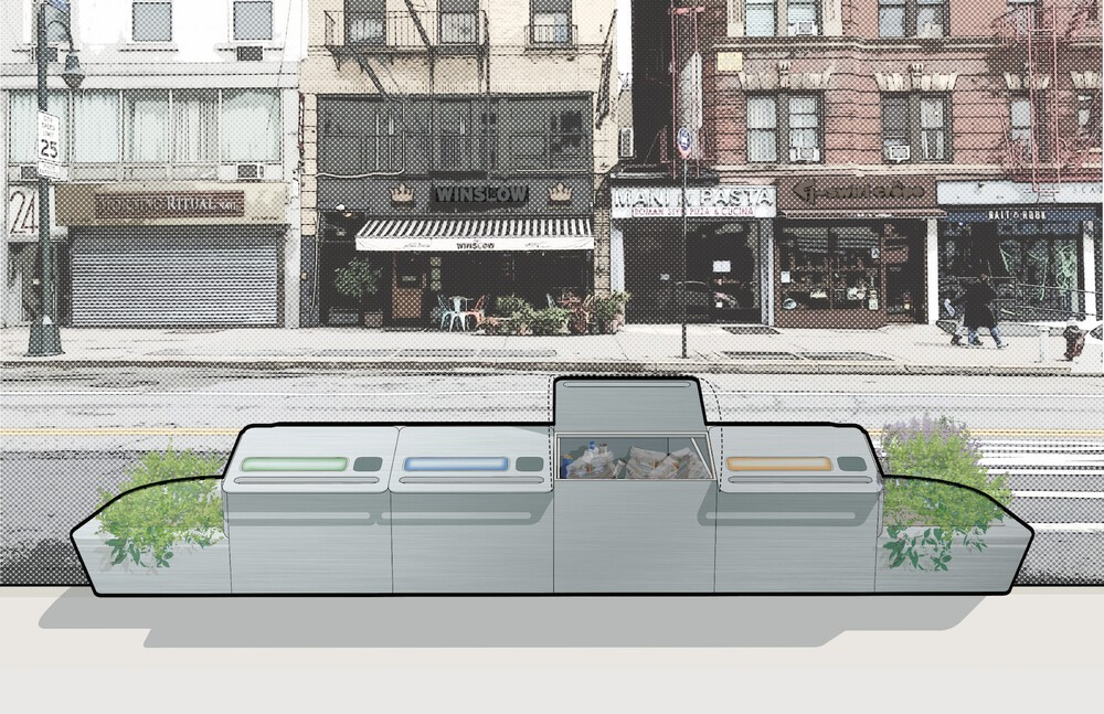 DaRT system · OP-ED: It's time to reclaim New York City sidewalks