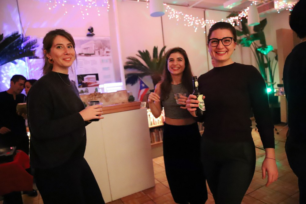 SaiMokhtari-3739 · Marvel Holiday Party 2018