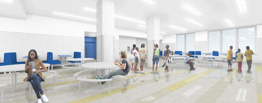SCA-ENY-View of Cafeteria