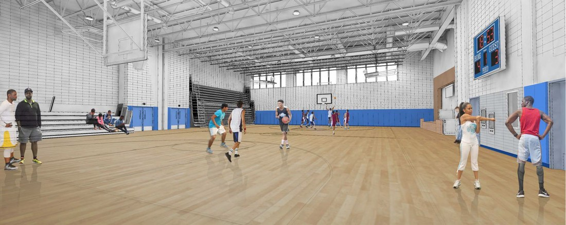 SCA-ENY-View of the gym