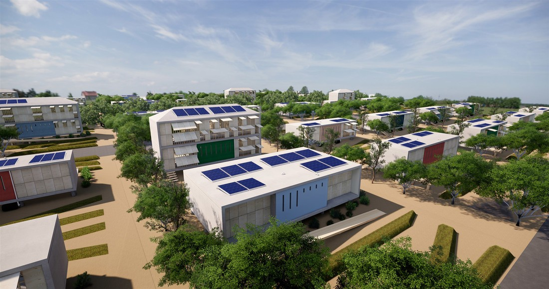 Aerial-View-Solar-Panels