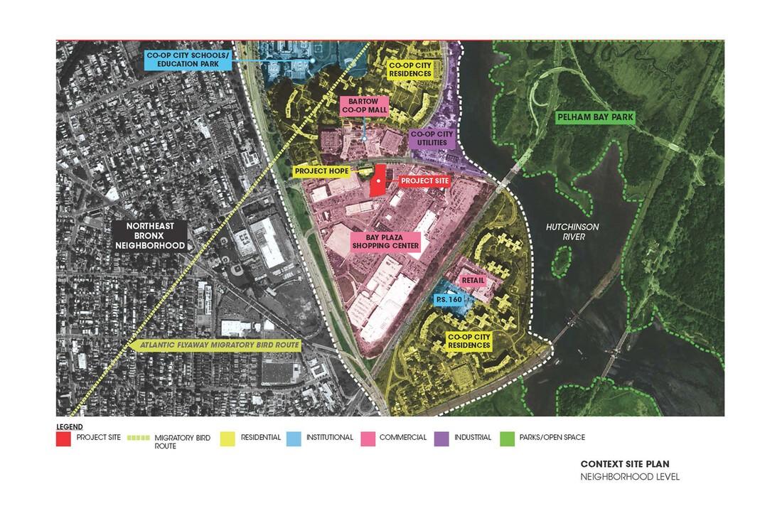 Context Site Plan - Neighborhood Level