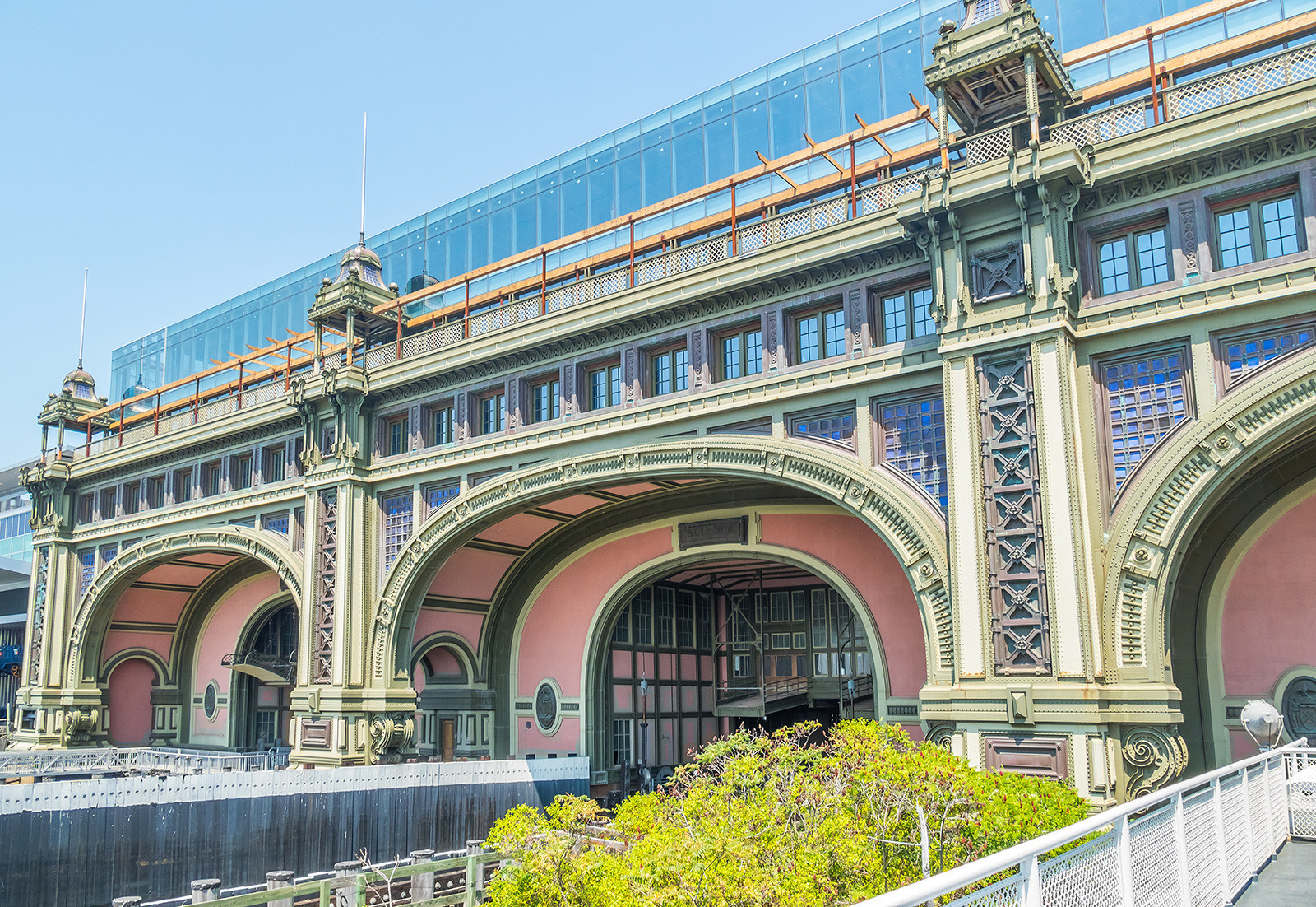 Battery Maritime Building Redevelopment