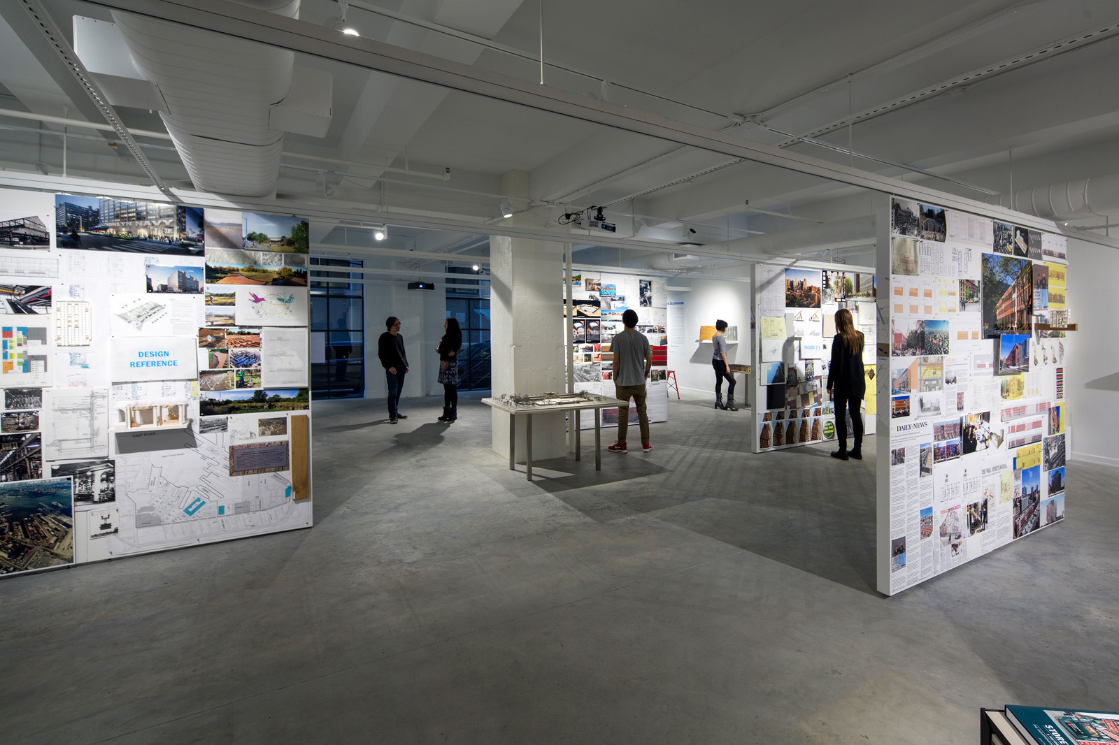 Brooklyn in Process Exhibit