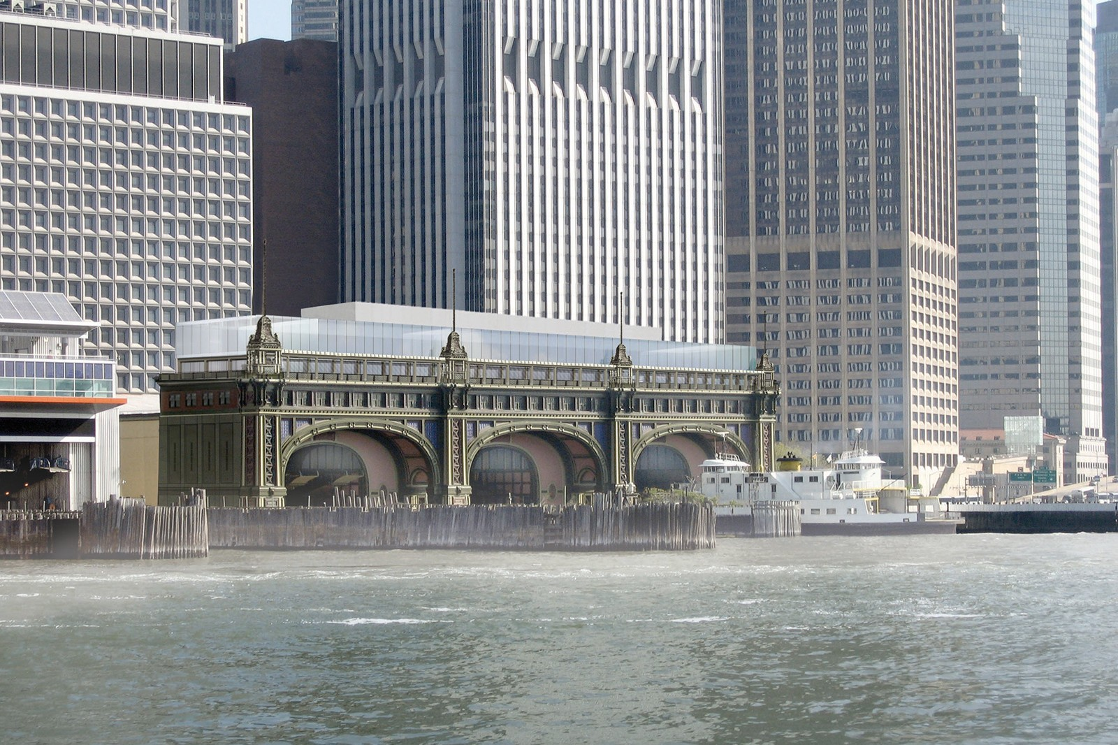 Battery Maritime Building