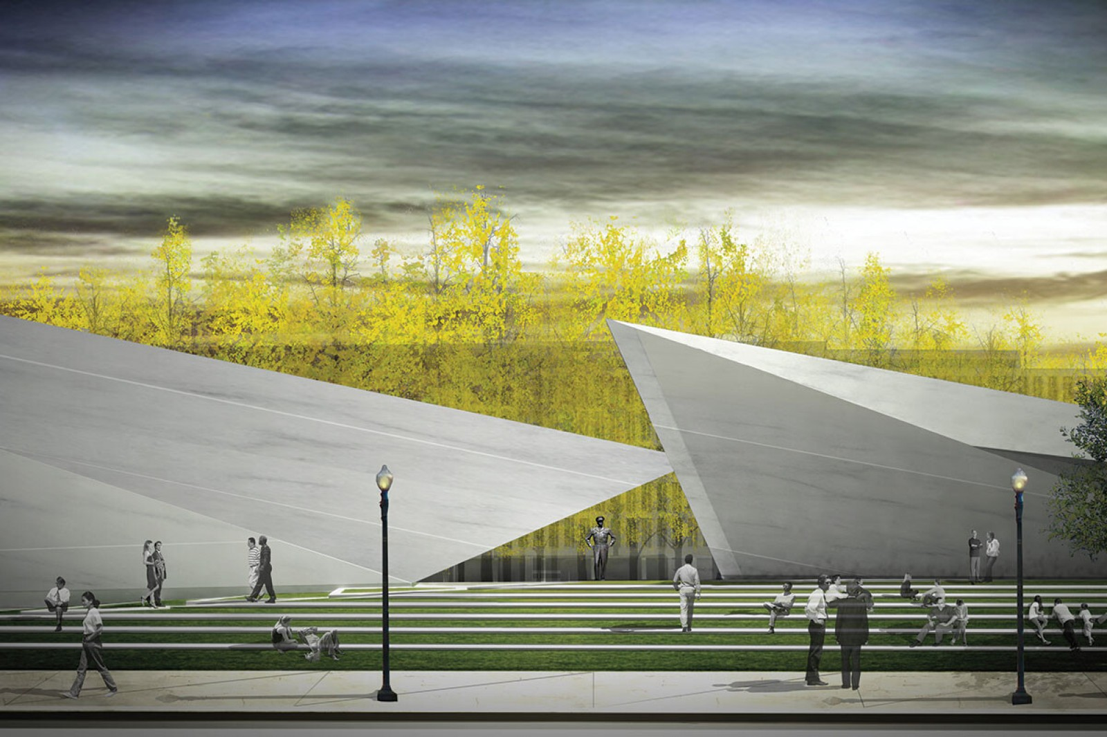 Dwight D. Eisenhower Memorial Competition