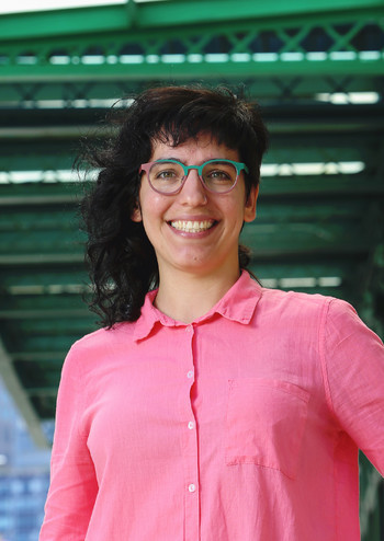 Claudia Castillo de la Cruz