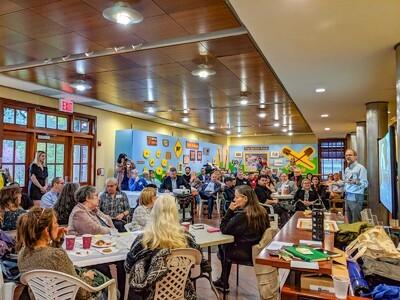 City Life After Corona: Community Engagement