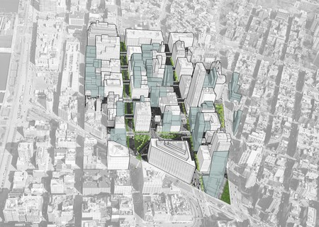 Hudson Square Streetscape Plan