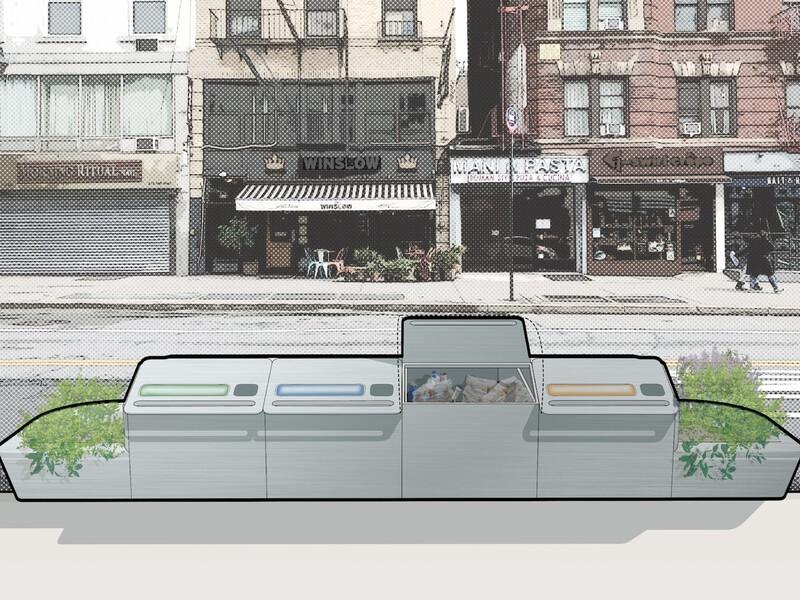 OP-ED: It's time to reclaim New York City sidewalks