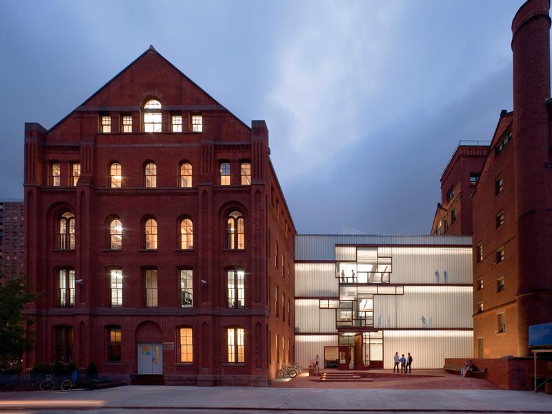 Pratt Institute School of Architecture