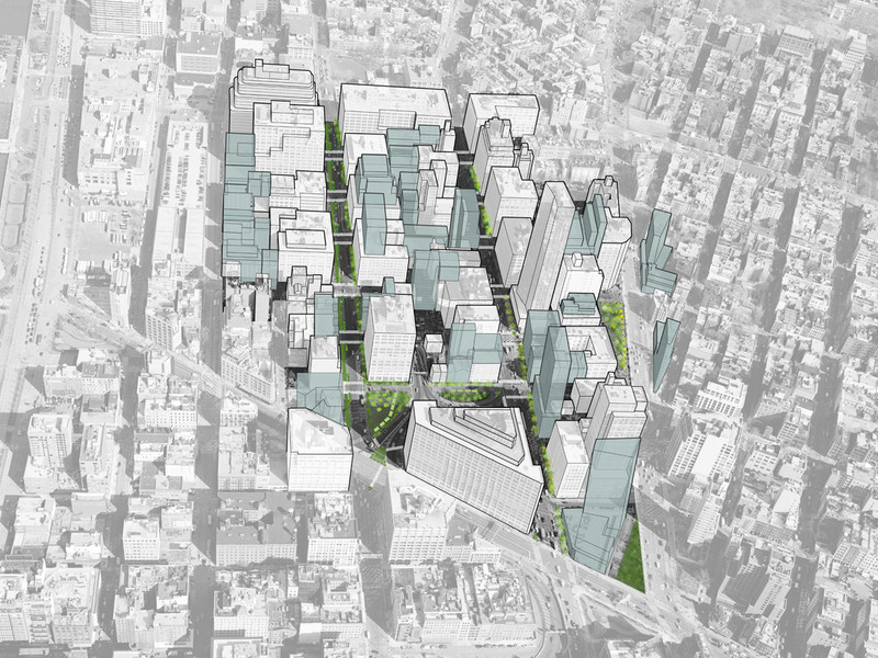 Hudson Square Streetscape Plan