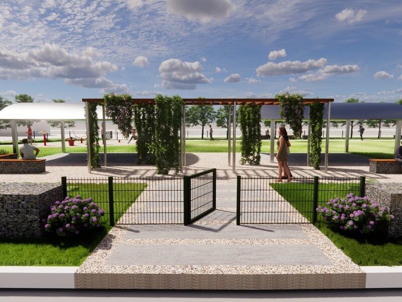Project Highlight: ENLACE Landscape Architecture