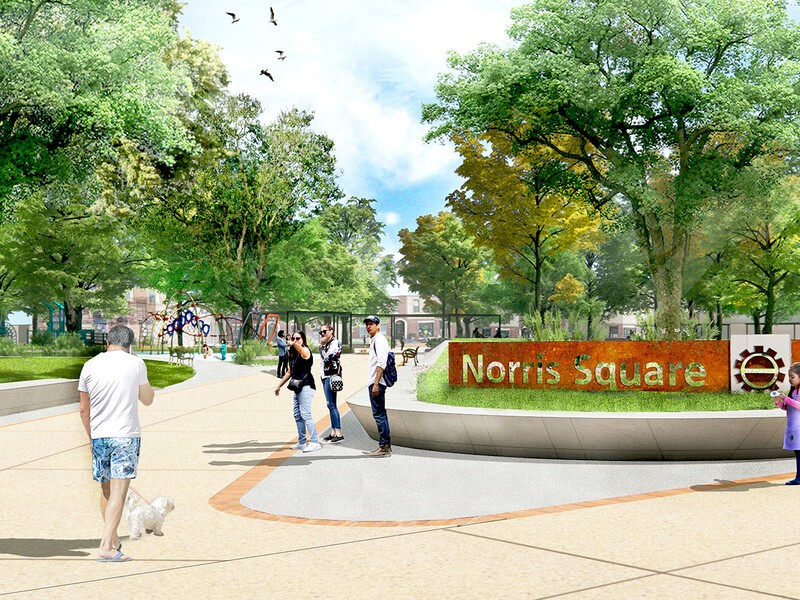 Project Highlight: Norris Square Park