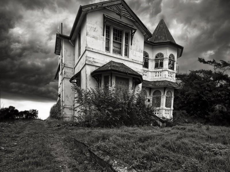 Darkitecture: The Art of Haunted Houses